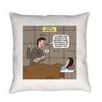 Hospital Delivery Mix-Up Everyday Pillow