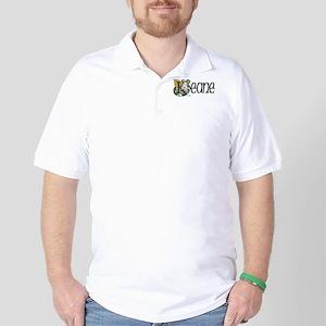 Keane Celtic Dragon Golf Shirt