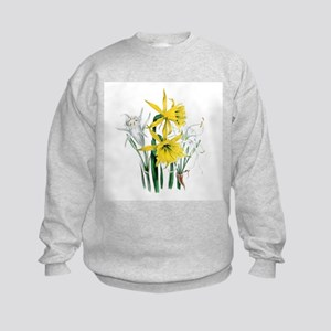 Daffodil Kids Sweatshirt