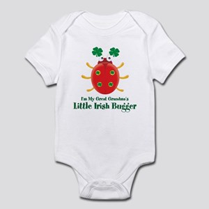 Irish Bugger/Great Grandma Infant Bodysuit