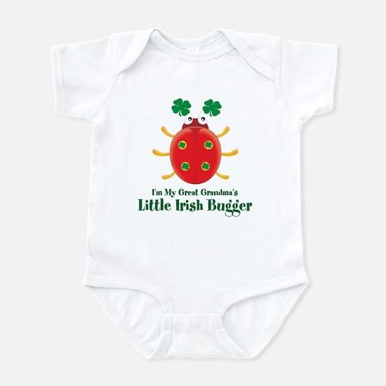 Irish Bugger/Great Grandma Infant Bodysuit