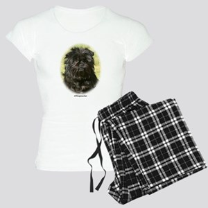 Affenpinscher 9Y410D-014 Women's Light Pajamas