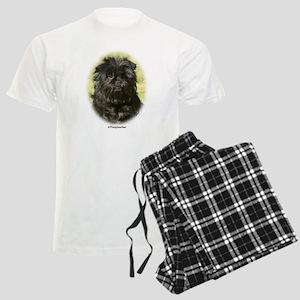 Affenpinscher 9Y410D-014 Men's Light Pajamas