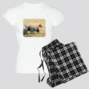 Australian Cattle Dog 8T57D-1 Women's Light Pajama
