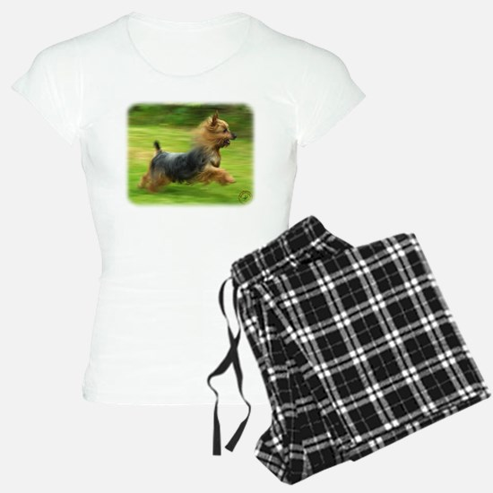 Australian Silky Terrier 9B19 Pajamas
