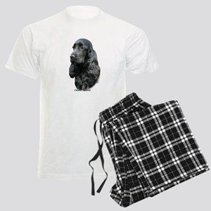 Cocker Spaniel 9T004D-206 Men's Light Pajamas