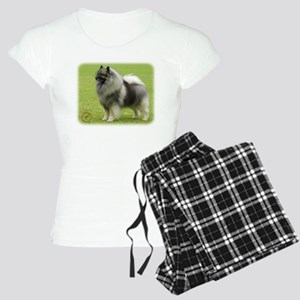 Keeshond 9J28D-01 Women's Light Pajamas