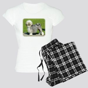 Lhasa Apso 8K61D-18 Women's Light Pajamas