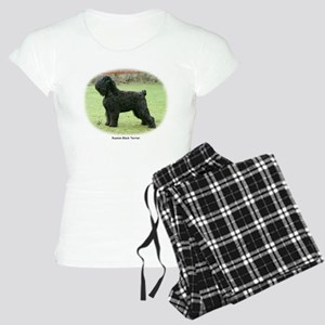 Russian Black Terrier Women's Light Pajamas