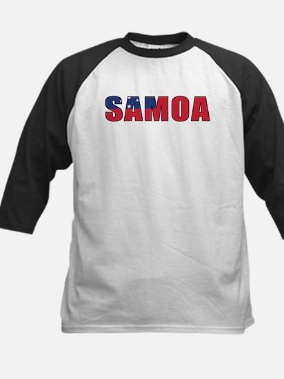 Samoa Kids Baseball Jersey
