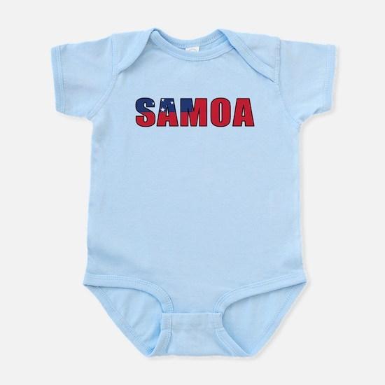 Samoa Infant Bodysuit