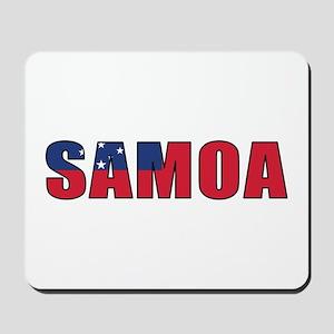 Samoa Mousepad