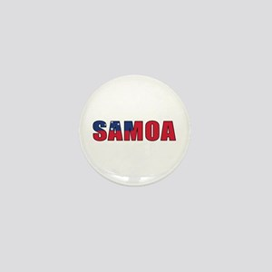 Samoa Mini Button