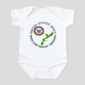 NMCB Cp. Shields Infant Creeper