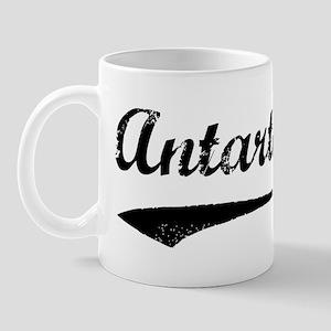 Vintage Antarctica Mug