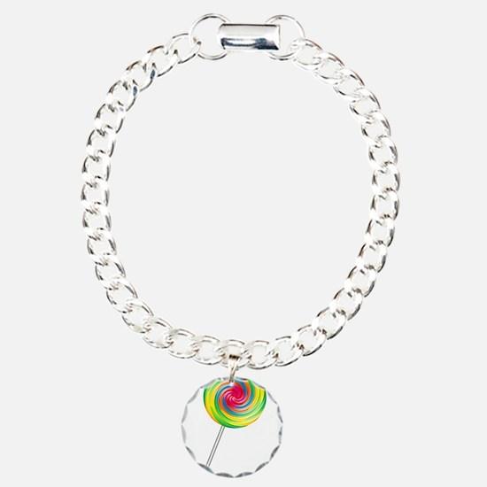 Swirly Lollipop Bracelet