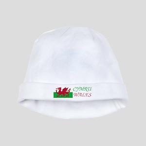 Cymru-Wales Baby Hat