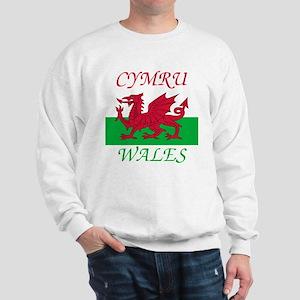 Cymru-Wales Sweatshirt