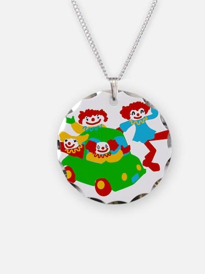 Clown Car Necklace