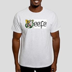 Keefe Celtic Dragon Light T-Shirt