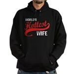 World's Hottest Wife Hoodie (dark)