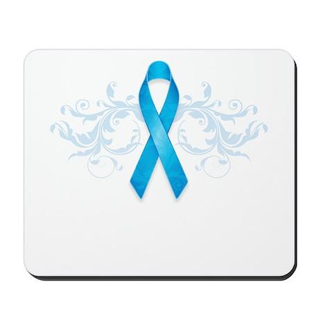 Blue Ribbon Mousepad