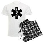 EMS Star of Life Men's Light Pajamas