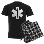 EMS Star of Life Men's Dark Pajamas