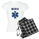Medic and Paramedic Women's Light Pajamas
