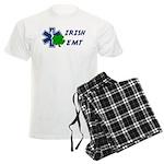 Irish EMT Men's Light Pajamas