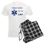 EMT Father Men's Light Pajamas