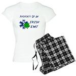 Irish EMT Property Women's Light Pajamas