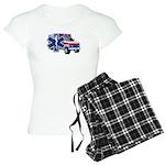 EMS Ambulance Women's Light Pajamas