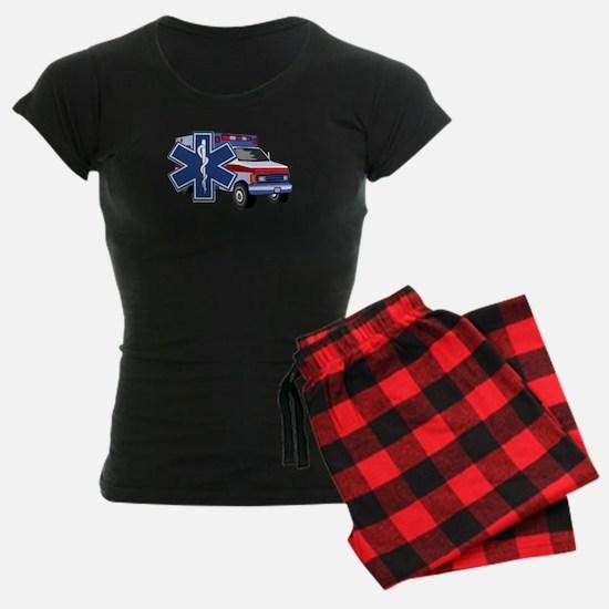 EMS Ambulance Pajamas