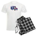 EMS Ambulance Men's Light Pajamas