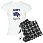 EMT We Are The Difference Women's Light Pajamas