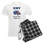EMT We Are The Difference Men's Light Pajamas