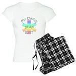 My Daddy EMT Women's Light Pajamas