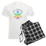 EMT Mommy Men's Light Pajamas