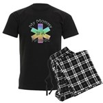 Paramedic Mom Men's Dark Pajamas