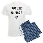 Future Nurse Men's Light Pajamas
