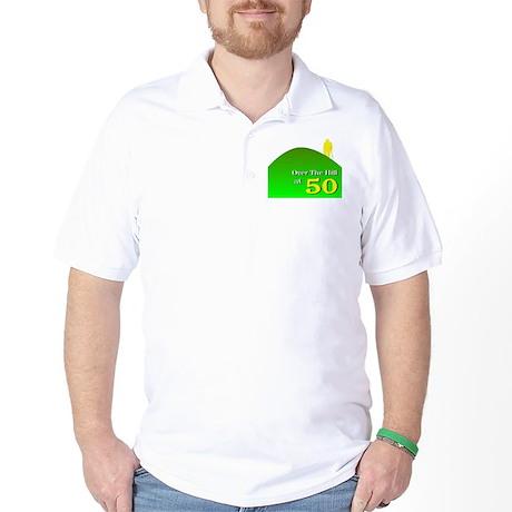 50th Birthday Golf Shirt