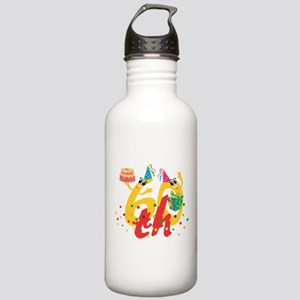 60th Birthday Stainless Water Bottle 1.0L