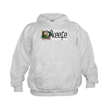 O'Keefe Celtic Dragon Kids Hoodie