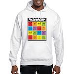 Comics Periodic Table Hooded Sweatshirt