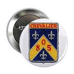 """USS CHEVALIER 2.25"""" Button"""