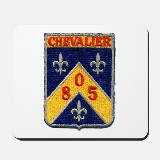 USS CHEVALIER Mousepad