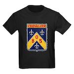 USS CHEVALIER Kids Dark T-Shirt