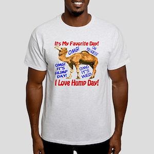 Hump Day Camel Best Seller Light T-Shirt