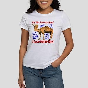 Hump Day Camel Best Seller Women's T-Shirt
